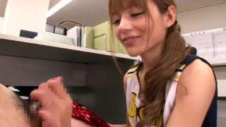 柚木提娜給同事最好的口交